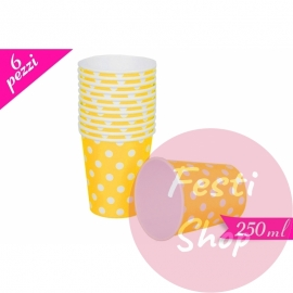 Cup 250ML 6PC's