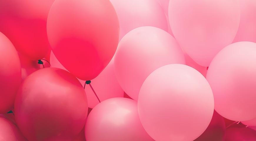 One Colour Balloons